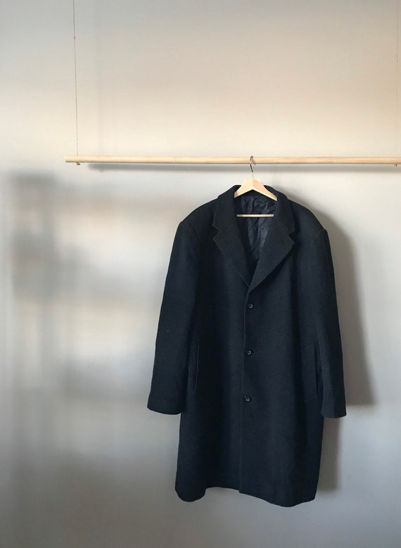 Vintage Wool Top Coat
