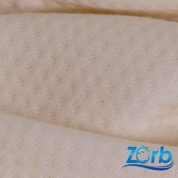 Ready-AbZORB™ Zorb® 3D fossette Super absorbant tissu en bambou (Made in USA, vendu par l'yard)