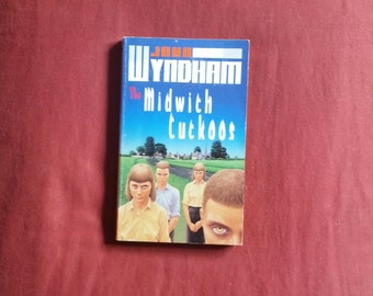 John Wyndham - The Midwich Cuckoos (Penguin Books mid 1980s)