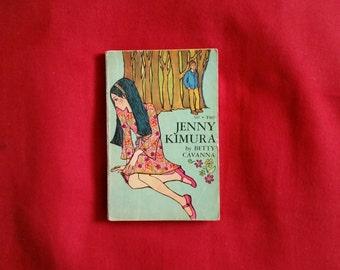 Betty Cavanna - Jenny Kimura (Scholastic Book Services 1967)