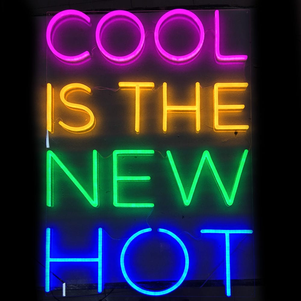 Custom Neon Signs For Office