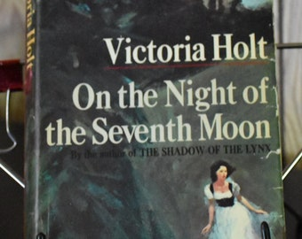 on the night of the seventh moon holt victoria