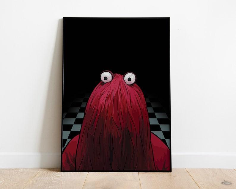 Don/'t Hug Me I/'m Scared Poster Set