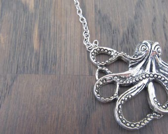 Necklace Octopus