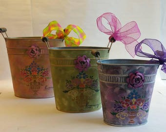 """French Vase set """"BOUQUET"""" from Springtime in Paris collection"""