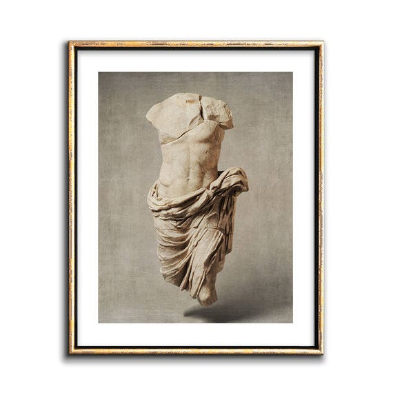 Ancient Rome Sculpture Wall Art Printable Artwork Ancient | Etsy