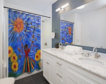 Hope Shower Curtains