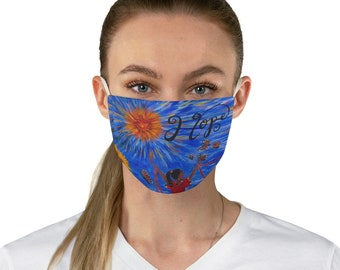 Hope Fabric Face Mask