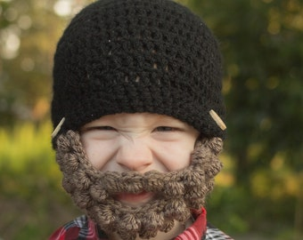 Newborn beard hat  1c1579fdb72b