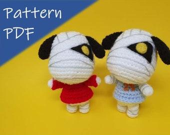 Lucky amigurumi crochet pattern