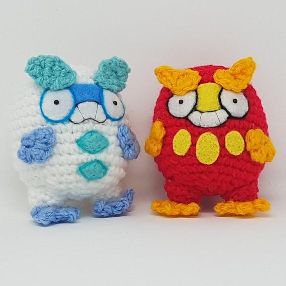 Amigurumi Baby Bulba | Crochet patterns amigurumi, Pokemon crochet ... | 570x570