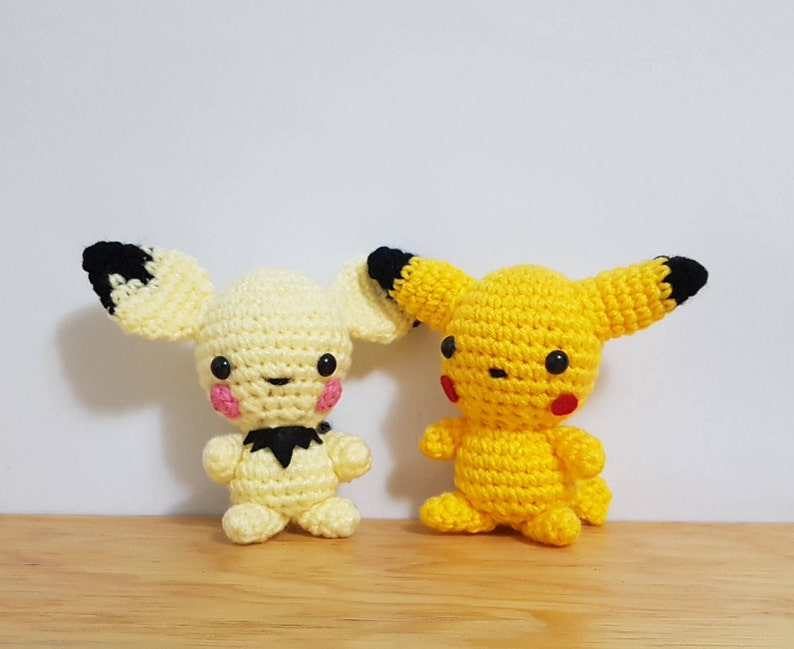Amigurumi Pokemon Pack 1 | 649x794