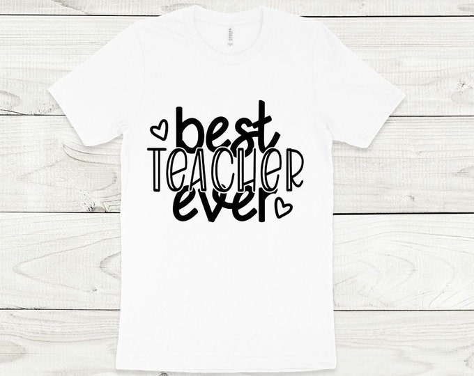 Best Teacher gifts, tshirt for Teacher, Favorite Teacher Shirt, Teacher gift, Holiday gifts for teachers, Adult stocking stuffers, Bff gifts
