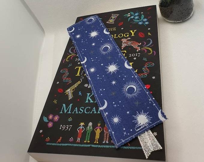 Handmade bookmark, book lover gift, Christmas gift for reader, Christmas gifts for teacher, Stocking stuffers, nana Christmas gifts