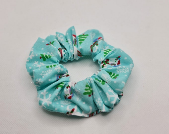 Christmas scrunchies, Red scrunchies, Christmas gifts for girls, Stocking stuffers for tweens, Bff gifts for kids, Secret santa gifts