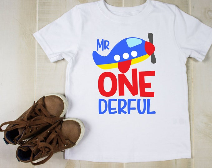 Mr Onederful shirt, Mr Onederful with name, onederful birthday, first birthday boy gift, birthday gift for baby, custom tshirt for baby