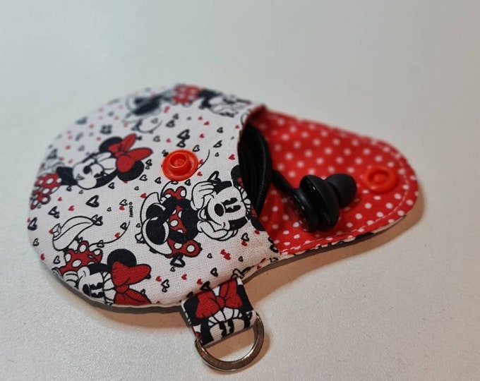 Earbud pouch, coin purse for women, Bff gifts kids, stocking fillers for teens, christmas gifts for teachers, tween girl gifts, teacher gift