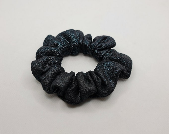 Glitter scrunchies, Black Scrunchies, Christmas scrunchies, Stocking stuffers for girls, Bff gifts, Secret santa gift, Holiday gifts for mom