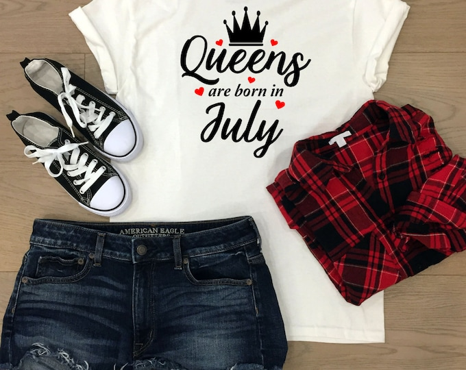 Birthday queen tshirt, Birthday gift for women, christmas gifts for teenagers, Adult stocking stuffers, Secret santa gift, Best friend gifts