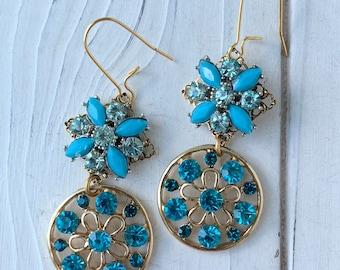 Lenora Dame Treasure Chest Earrings