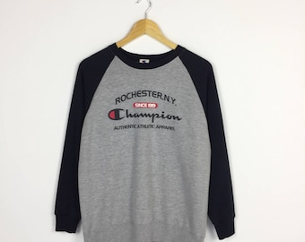 Rare!! Champion sweatshirt Rochester N.Y / small sz sweater