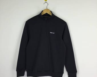 Marmot Sweatshirt Half-Zipper sweater