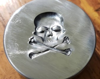Impression Die - Skull & Crossbones