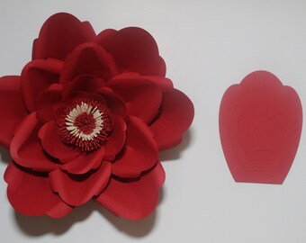 DIY Paper flower kit and Tutorial