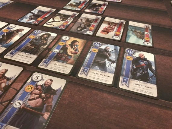 It's just a photo of Printable Gwent Cards intended for banner