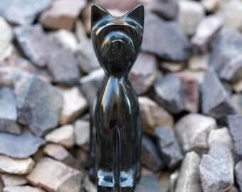 Black Obsidian Cat - Z