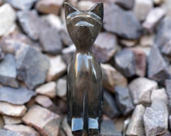 Black Obsidian Cat - BB