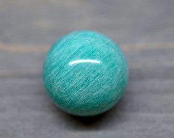 """1.3"""" Amazonite Sphere"""