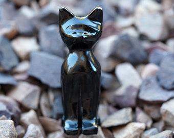 Black Obsidian Cat - CC