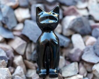 Black Obsidian Cat - DD