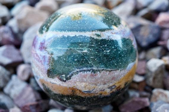 """4.25"""" Spirit Jasper Sphere"""