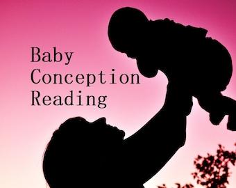 psychic reading pregnancy