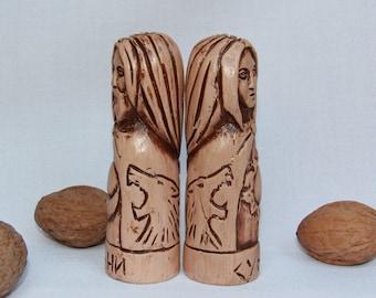 SUNNA & MANI Figurines