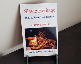 Autographed ... The Slavic Way book 8