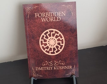 Autographed ... Forbidden World by Dmitriy Kushnir