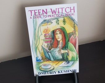 Autographed ... Teen Witch by Dmitriy Kushnir