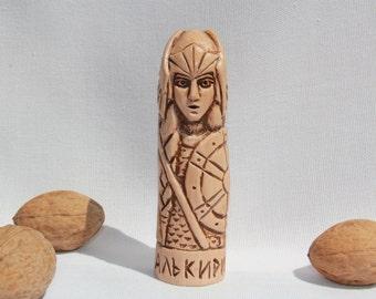 VALKYRIE Figurine with Pendant