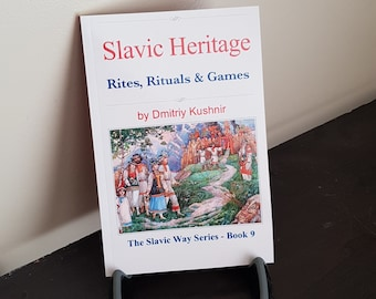 Autographed ... The Slavic Way book 9