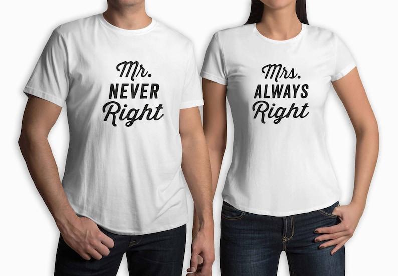 b56f6190485 Mr and Mrs shirts just married shirts honeymoon shirts couple