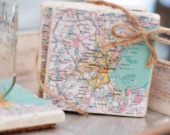 Custom* City Map Coasters / Bulk pricing available