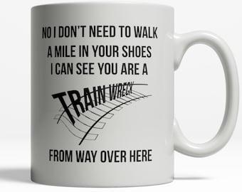 Grumpy Mug   Hilarious Mug   Not Morning Person Mug   Gift for Him   Gift for Her   Funny Mug   Funny Coffee Mug Saying   11oz Ceramic 053