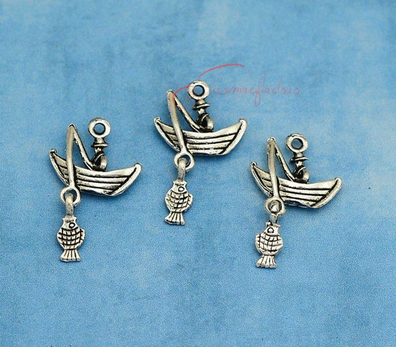 6pcs Cheerleader Charms Tibet silver Charms Pendants DIY Jewellery Making crafts