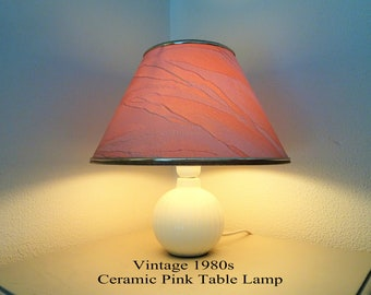 Groote Broek Netherlands two 2 Vintage table lamps from the