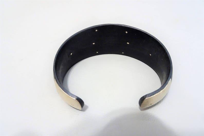 Tuareg Jewelry Tuareg Bracelet boho hippie gift for woman Handmade African Ebony Bracelet Ethnic Tribal Jewelry Bracelet