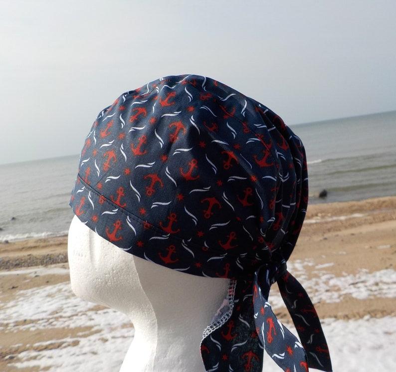 bandanna-Skull Cap-Biker-Head Wrap-sun hats-visors Sun Hat-Cotton fabric Hat-Pirate boy bandanna-Boy head scarf Boy Summer Hat
