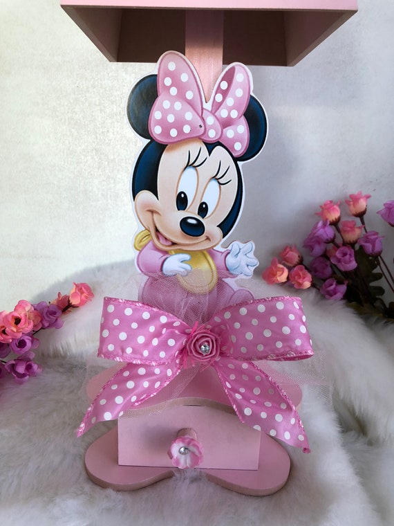 Baby Minnie Mouse Baby Room Decoration Etsy